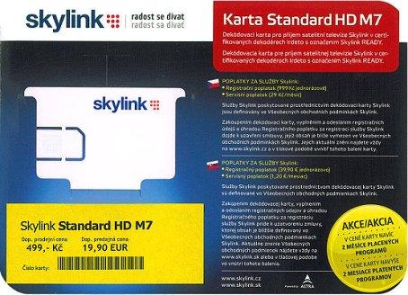 U nás Skylink Standard HD M7
